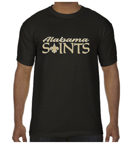 Alabama Saints Comfort Colors s/s Tshirt