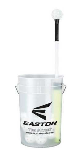 Easton Tee Bucket 30 Plastic Balls