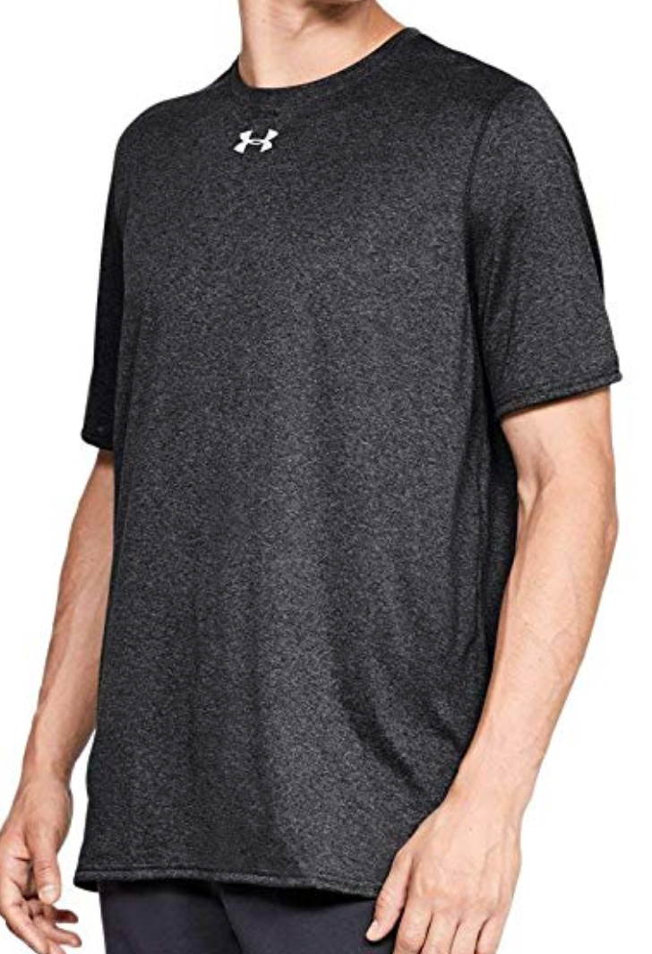 Under Armour Locker Tee 2.0 men's s/s carbon