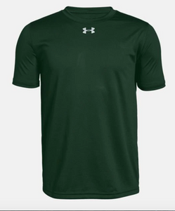 Under Armour Locker Tee 2.0 boys' s/s green