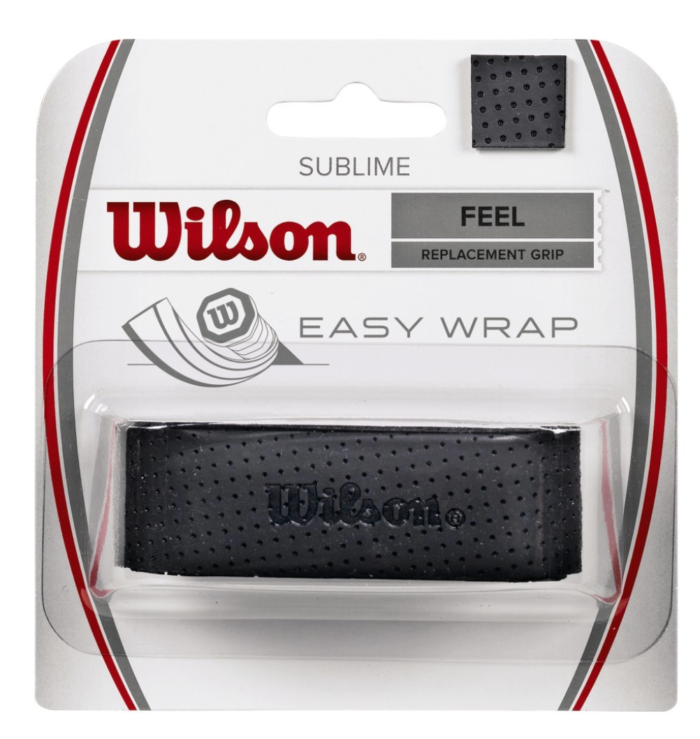 Wilson Black Sublime Replacement Grip