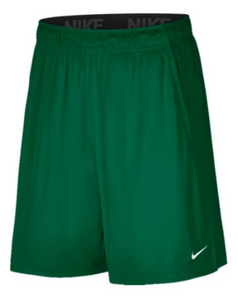 Dry Fly youth short green