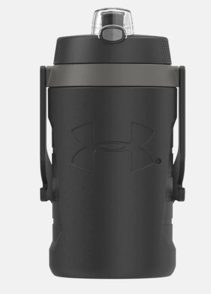 Water Bottle 64oz Thermos-Black
