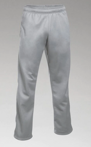 Under Armour Men's Double Threat AF Pant - Light Gray