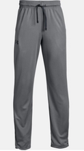 UA youth Tech pant blk