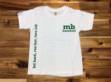 MB Baseball T-Shirt Next Level/CC