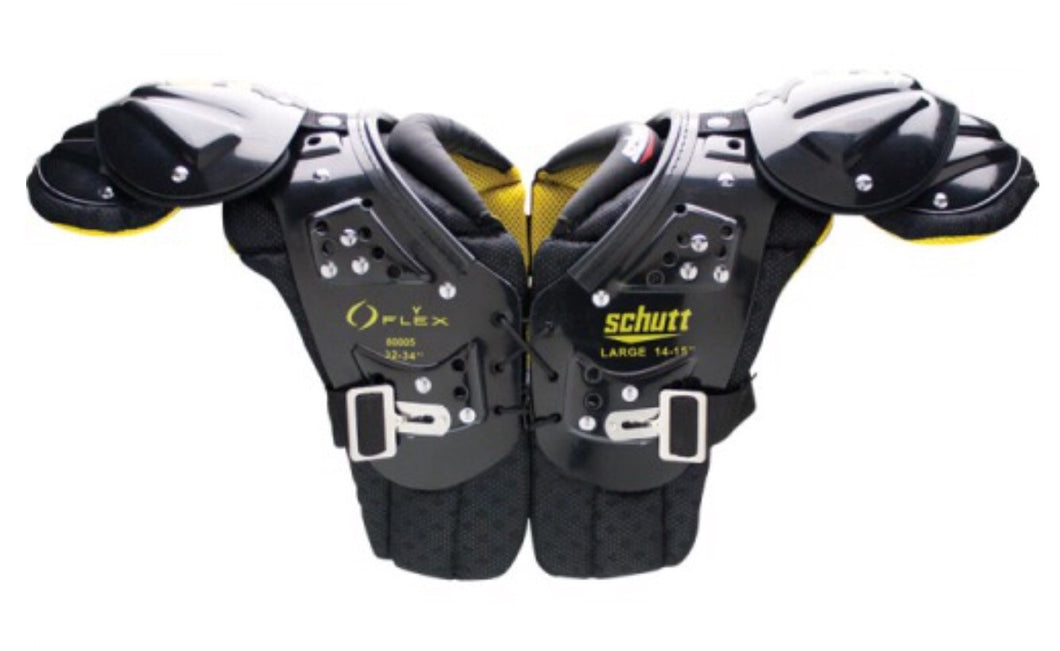 Schutt Youth Flex 2.0 Shoulder Pads