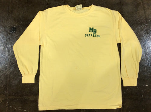 Spartan Pride Youth L/S Butter Tshirt