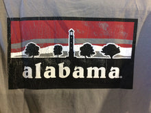 "University of Alabama Short Sleeve Comfort Colors Shirt - Gray ""Patagonia"""