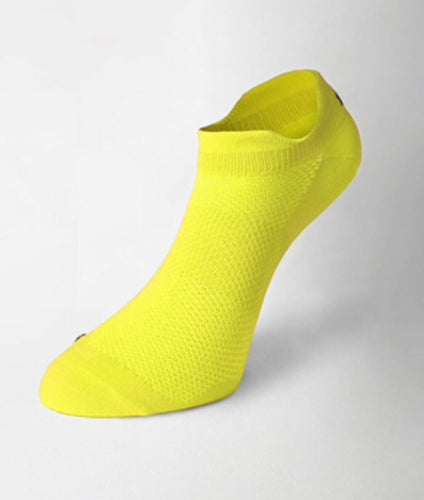 MPG Ultra Luxe Athletic Sock-Yellow Acidic
