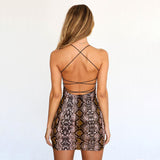 Backless Serpent