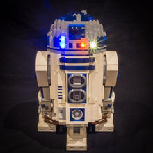 R2-D2 Lighting Kit for Lego 10225 (Lego set not included) by Light My Bricks