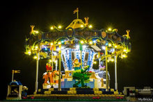 CAROUSEL Lighting Kit 10257 (LEGO set is NOT included) By Light My Bricks
