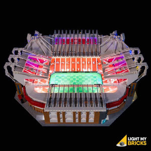 LIGHTING KIT FOR OLD TRAFFORD- MANCHESTER UNITED 10272 (BUILDING SET NOT INCLUDED) BY LIGHT MY BRICKS