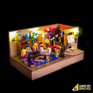 BIG BANG THEORY LIGHTING KIT 21302 (LEGO SET NOT INCLUDED) BY LIGHT MY BRICKS