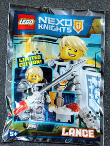 LEGO Nexo Knights Limited Edition Minifigure - Lance (Foil Pack 271601)