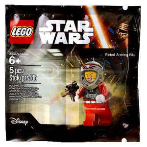 LEGO Star Wars Rebel A-Wing Pilot Bagged Minifigure 5004408