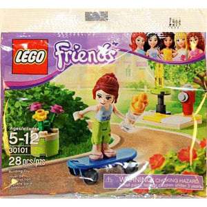 Friends Mia Skateboarding Mini Set LEGO 30101 [Bagged]