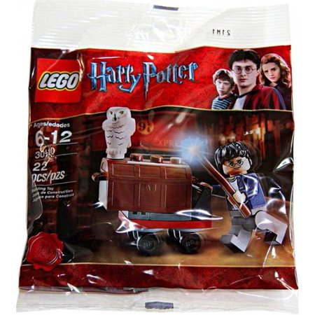 Harry Potter Series 2 Trolley Mini Set LEGO 30110 [Bagged]