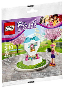 Lego, Friends, Wishing Fountain (30204) Bagged