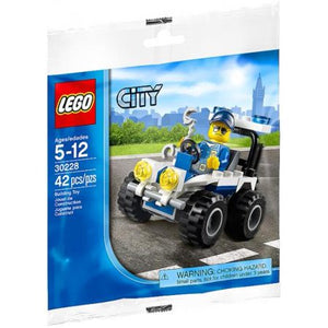 City Police ATV Mini Set LEGO 30228 [Bagged]