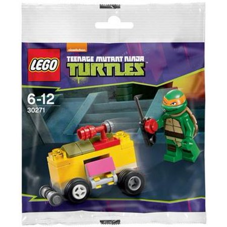 Mikey's Mini-Shellraiser Mini Set LEGO 30271 Bagged