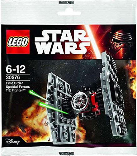 Lego Star Wars 30276 Tie Fighter First Order Polybag - 2015 Force Awakens 2 Pack