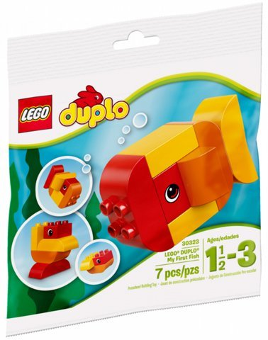LEGO DUPLO My First Fish 30323 (polybag)