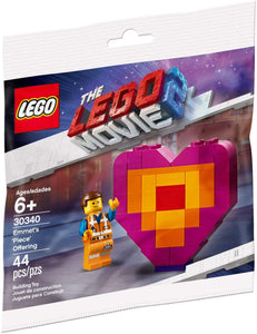 "LEGO 30340 LEGO Movie 2 - EMMET'S ""PIECE"" OFFERING 44 PCS (Polybag)"