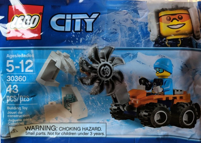 LEGO Arctic Ice Saw 30360 Polybag