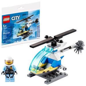 LEGO City Police Helicopter Polybag 30367