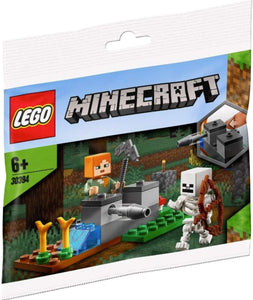 LEGO Minecraft 30394 The Skeleton Defense (22 Pcs)