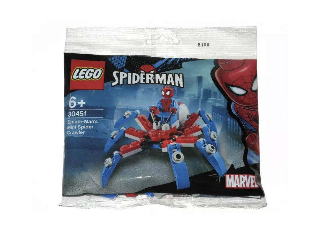 LEGO POLYBAG MARVEL SUPER HEROES SPIDER-MAN CRAWLER 30451