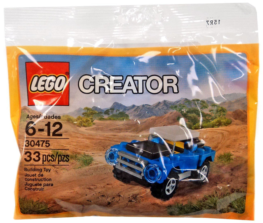 LEGO CREATOR POLYBAG OFF ROADER CAR TRUCK 30475 BUILDING TOY
