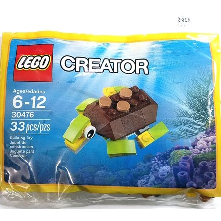 LEGO Creator Happy Turtle Bagged Set