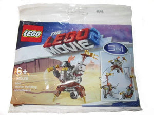 LEGO POLYBAG METALBEARD PIRATE MASTER MINI-BUILDING 30528