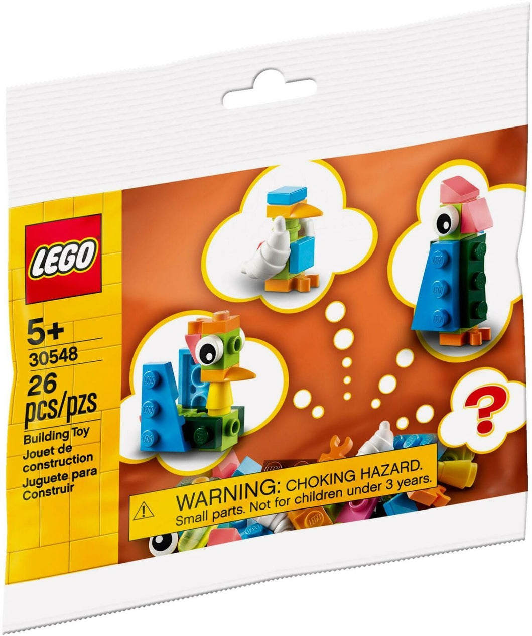 LEGO Build Your Own Birds Polybag 30548
