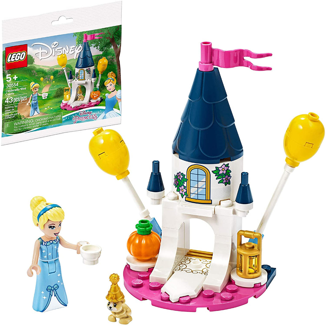 LEGO Disney Princess Cinderella Mini Castle 30554