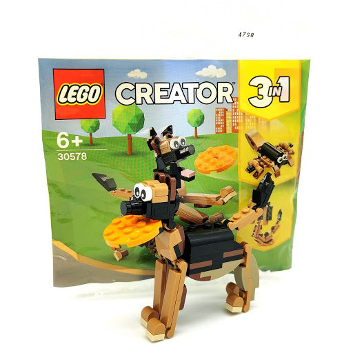 LEGO Creator German Shepherd Polybag 30578