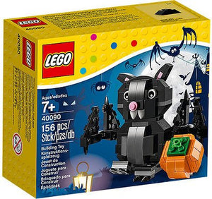 Lego Halloween set Bat & Pumpkin 40090