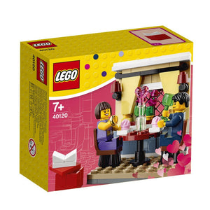 LEGO 40120: Seasonal Valentine's Day Dinner