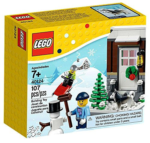 LEGO Winter Fun 40124