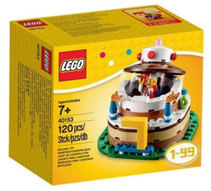 LEGO BIRTHDAY DECORATION CAKE SET BRAND NEW FREE US SHIPPING!!!!!