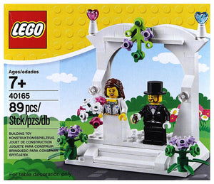 Lego Wedding Favor Set 40165 by LEGO