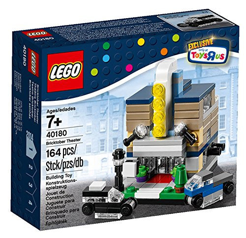 LEGO Exclusive Set #40180 Bricktober Theater