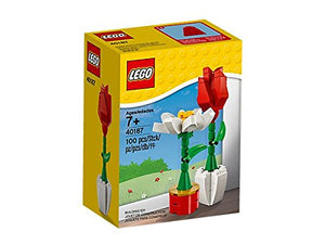 LEGO Flower Display (40187) 100 Piece Set
