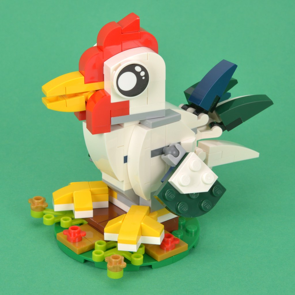 LEGO 40234 New Year of The Rooster 2017