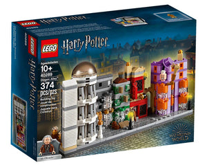 LEGO Harry Potter Diagon Alley Mini Building Set 40289