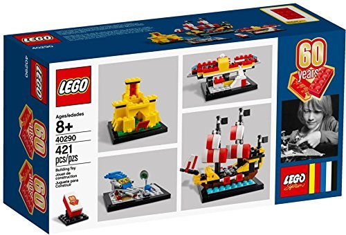 Lego 60 Years of Bricks - Collector's Edition 40290