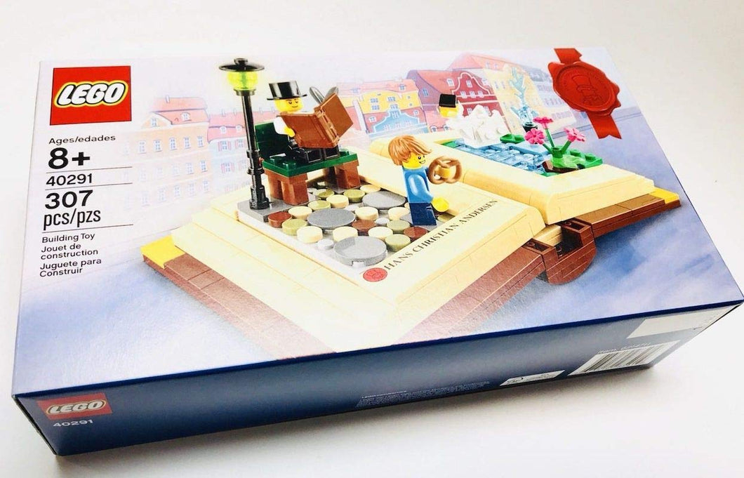 LEGO 40291 Creative Storybook Set (307 Pieces) (Hans Christian Anderson)